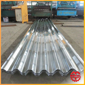 Galv. Corrugated Sheets