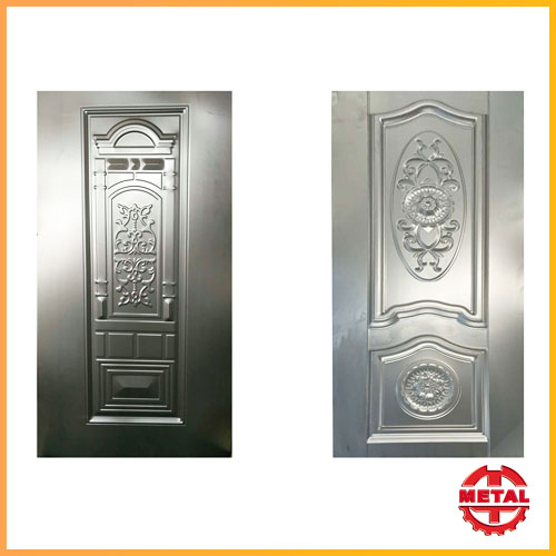 Steel Door Panels