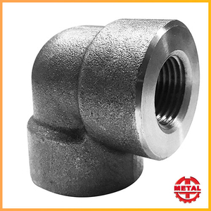High Pressure Forged Steel Fitting Threaded Type