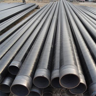 Characteristics of 3LPE coated seamless steel pipe